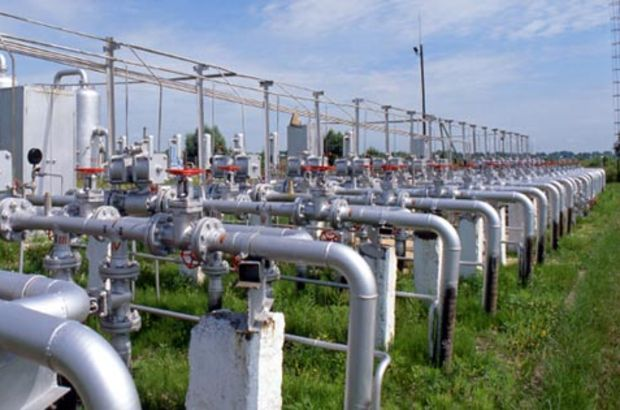 Silivri doğalgaz deposu