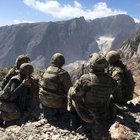 Tunceli'de terör örgütü PKK'ya operasyon