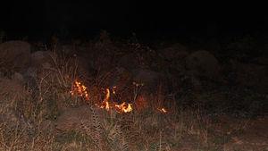 Kilis'te sınır hattında patlama