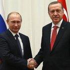 Cumhurbaşkanı Erdoğan ve Rus Devlet Başkanı Putin telefonda görüştü