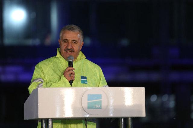 İstanbul Yeni Havalimanı'nda Asansör ve körüklerin montajı başladı