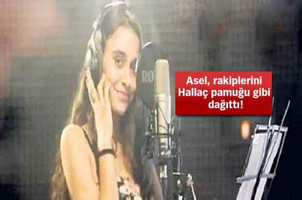 O ses Türk kızı!