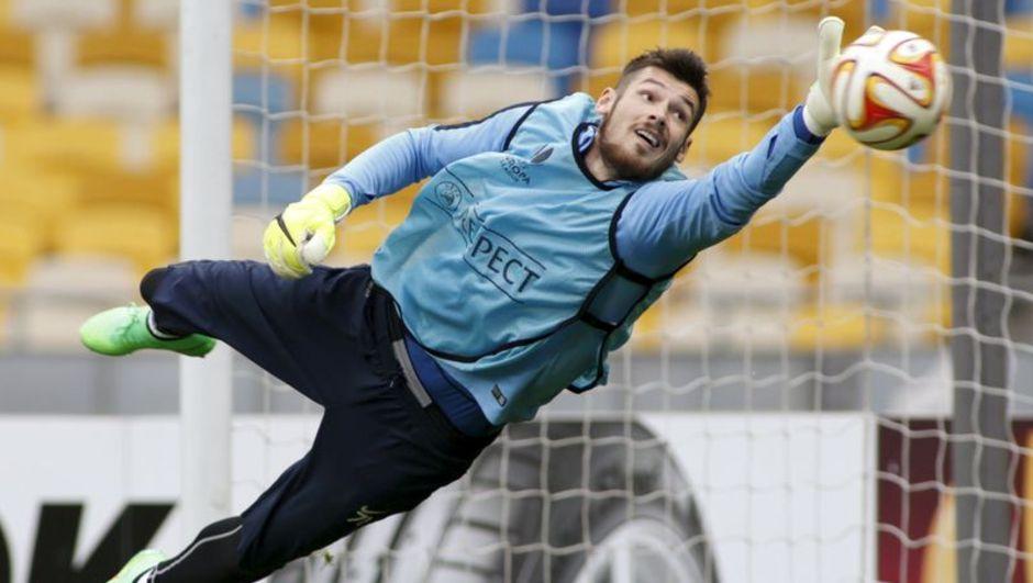 Denys Boyko Ukrayna Beşiktaş