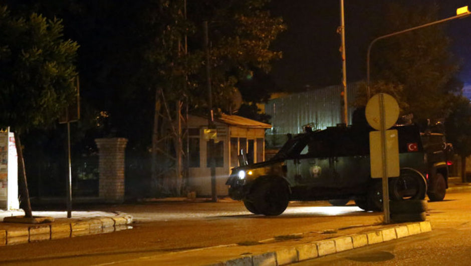 Van, PKK operasyonu