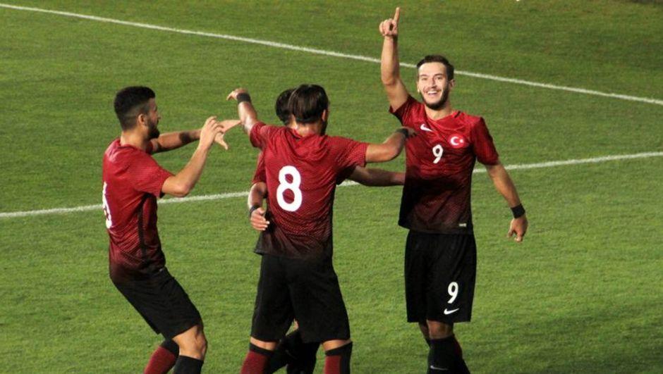 Hollanda: 0 - Türkiye: 0