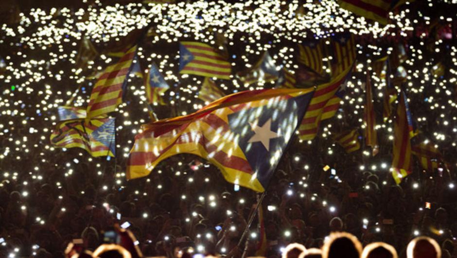 İspanya Katalonya