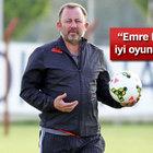 """""""EMRE MOR ÇOK İYİ OYUNCU DEĞİL"""""""