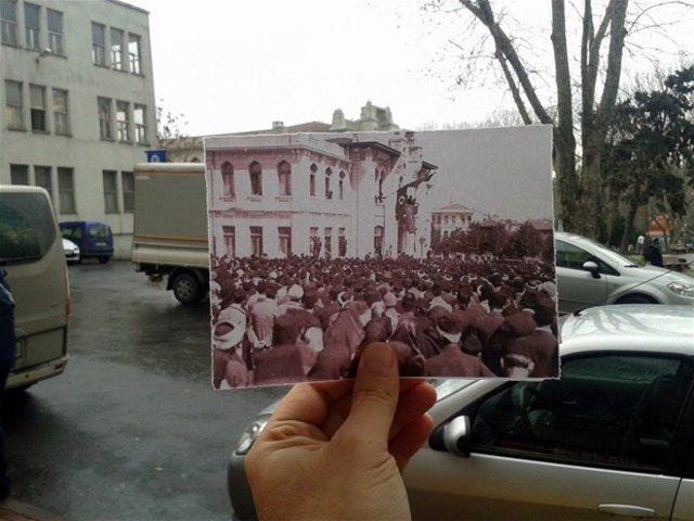 İstanbul'a bir de böyle bakın! İşte bir zamanlar İstanbul!