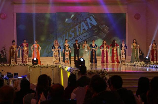 IKBY'de güzellik yarışması