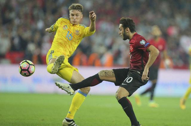 Türkiye - Ukrayna maçı Avrupa basınında