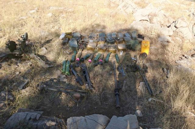 TSK'dan Çukurca'da PKK'ya ağır darbe