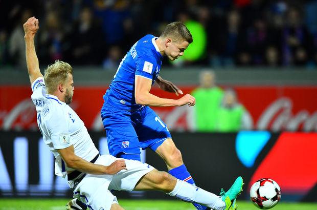 İzlanda: 3 - Finlandiya: 2