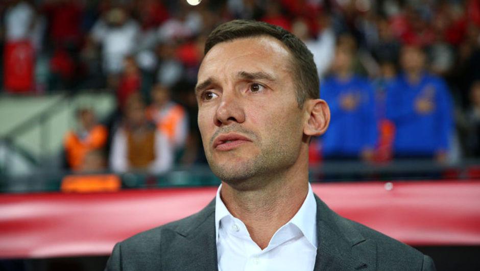 Andriy Shevchenko Emre Mor
