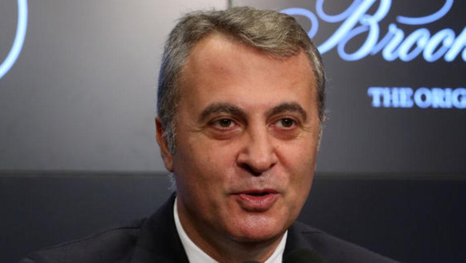 Fikret Orman Beşiktaş