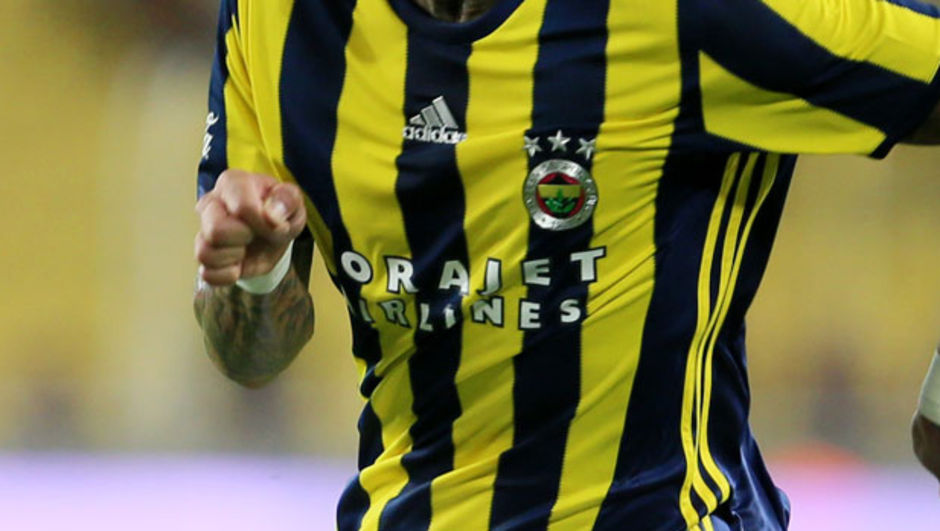 Van der Wiel Fenerbahçe