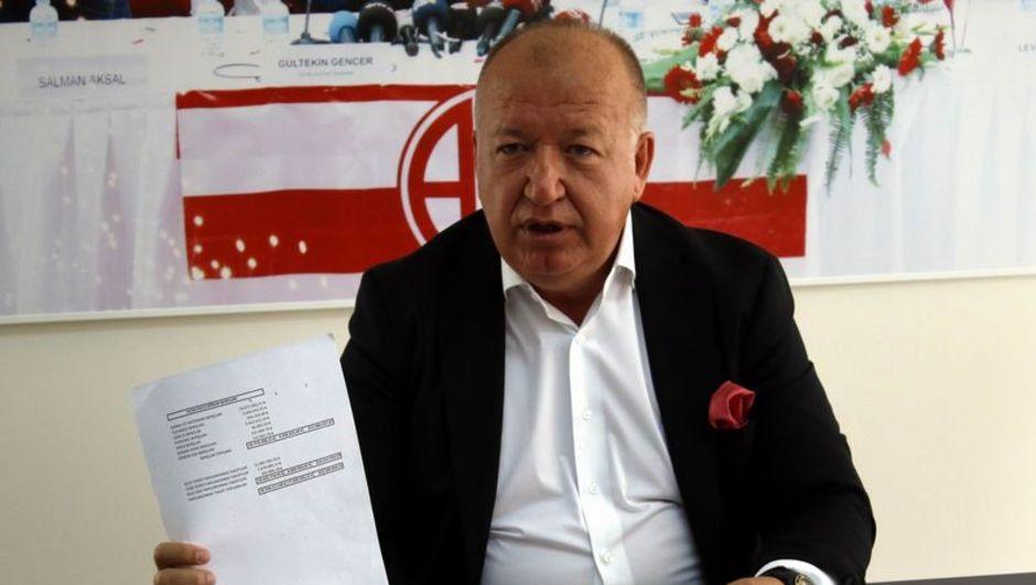 Gültekin Gencer Antalyaspor
