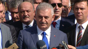 Başbakan Binali Yıldırım'dan Irak Başbakanı İbadi'ye yanıt