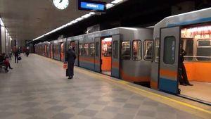 Ulubatlı metro istasyonunda şüpheli çanta alarmı