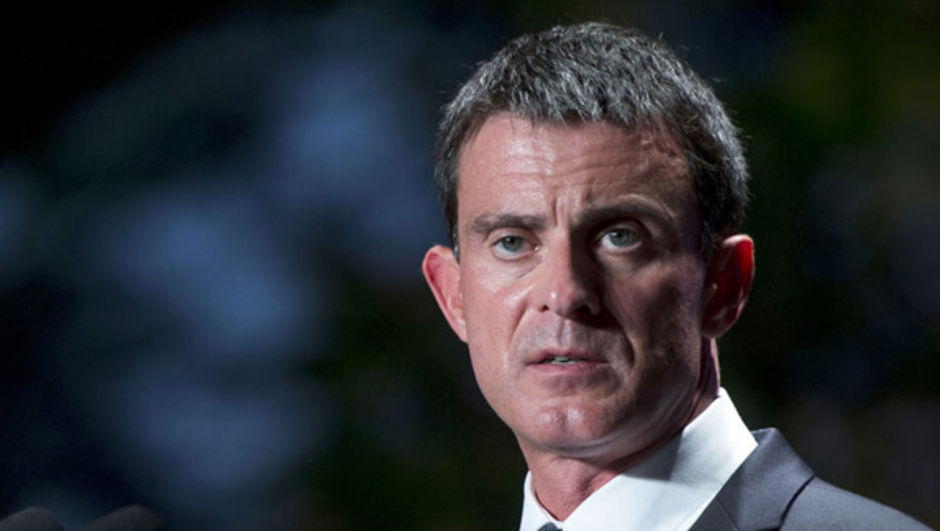 Fransa AB Manuel Valls