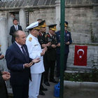 Akar ve Topbaş'tan 15 Temmuz mezar ziyareti