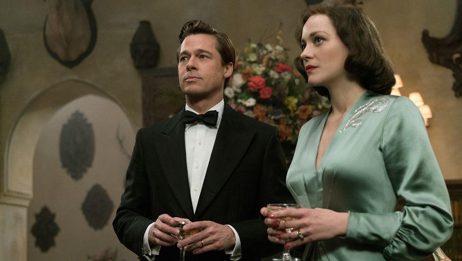 Brad Pitt ve Marion Cotillard