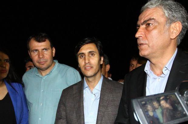 DBP Eş Genel Başkanı Yüksek tahliye edildi