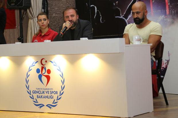 15 Temmuz Nevşehir Tecrübe Konuşuyor İçimizdeki Kahramanlar