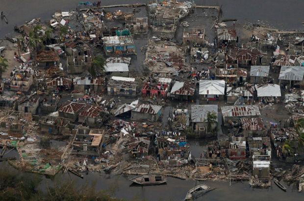 Kanada Haiti  Matthew Kasırgası