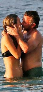 Sean Peen ve genç sevgilisi Leila George D'Onofrio