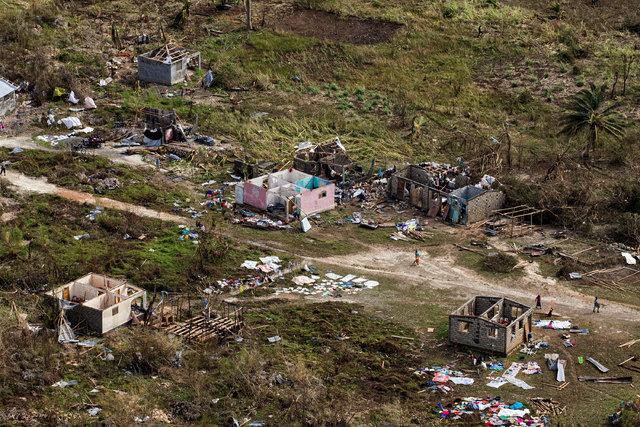Mathew Kasırgası ABD'yi de vurdu: 9 ölü
