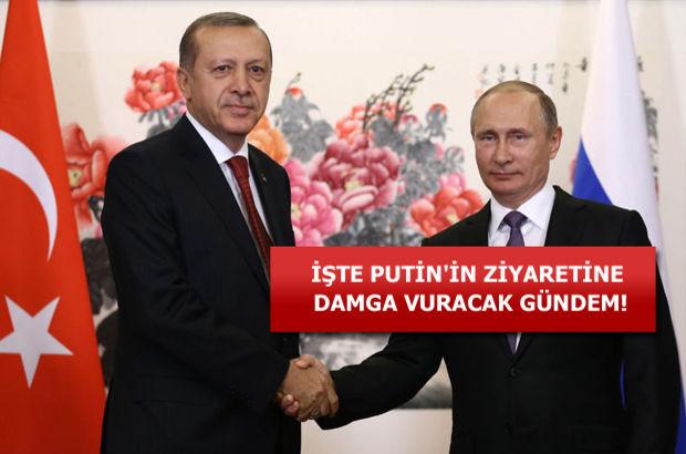 Türkiye Suriye Putin-Erdoğan görüşmesi