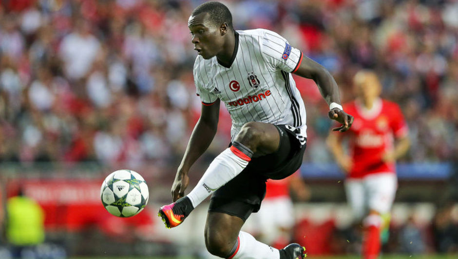 Umut Güner Vincent Aboubakar Beşiktaş
