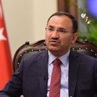 Bekir Bozdağ: Gülen'i iade etmeyecekleri kanaati güçleniyor