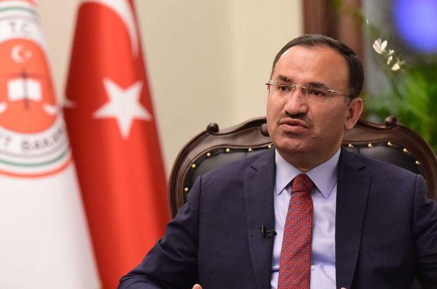 Bekir Bozdağ Gülen'in iadesiyle ilgili konuştu