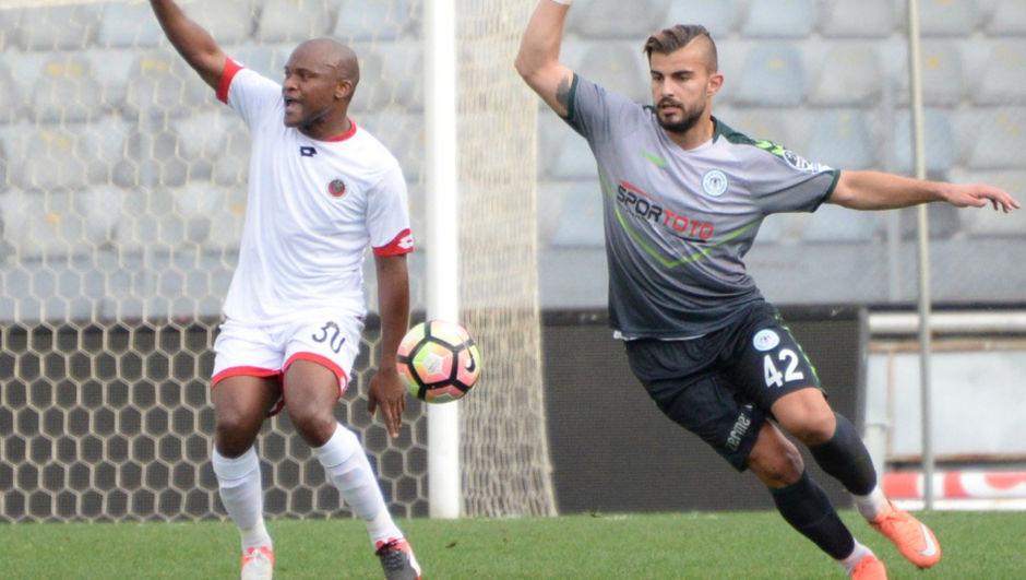 Gençlerbirliği: 0 - Atiker Konyaspor: 1
