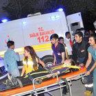 Elazığ'da düğün yolunda kaza: 16 yaralı