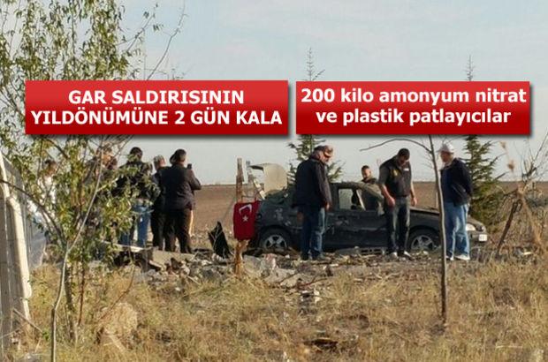 Ankara terör operasyonu