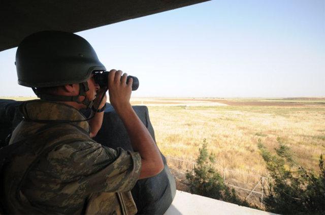 TSK: Kara sınırlarının korunması ve güvenliği 52 bin 157 personel ile sağlanmaktadır