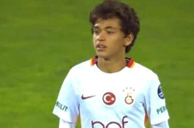 Mustafa Kapı Galatasaray tarihine geçti