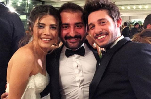 Özgün Karaman ve Pınar Kaya evlendi