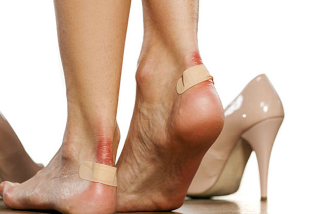 Ayakkabı vurması nasıl önlenir?