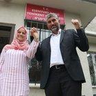 Türkiye'nin ilk karı koca muhtarları Esenyurt'ta