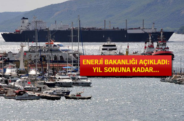 LNG terminali gemileri