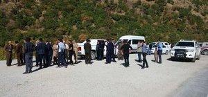 Şemdinli'de karakola bombalı araçla saldırı düzenlendi