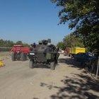Elazığ'da insansız hava aracı kontrollü iniş yaptı