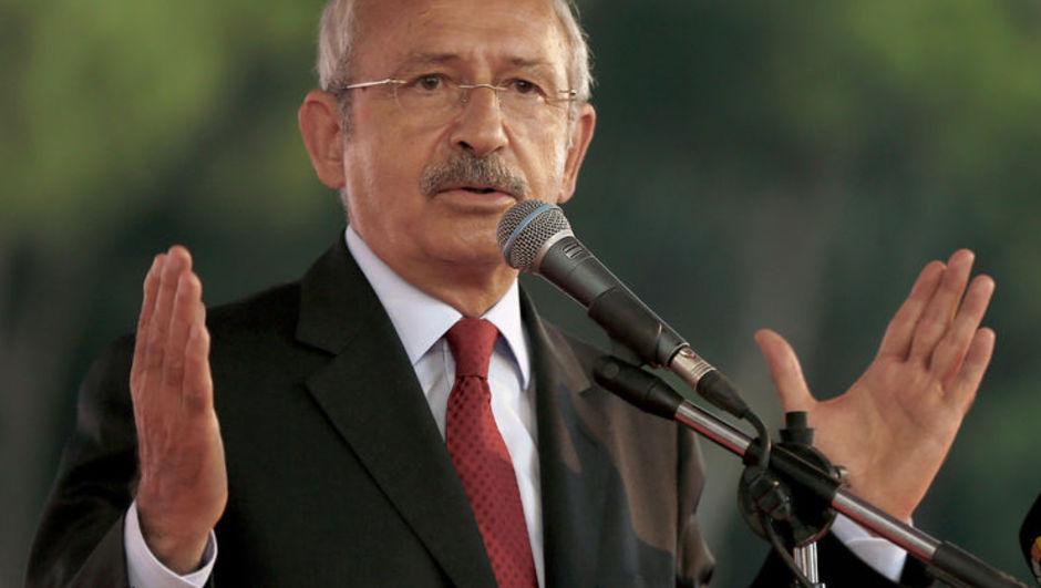 Kemal Kılıçdaroğlu, şemdinli