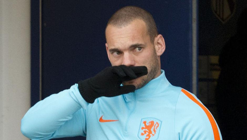 Wesley Sneijder Galatasaray Hollanda Fransa