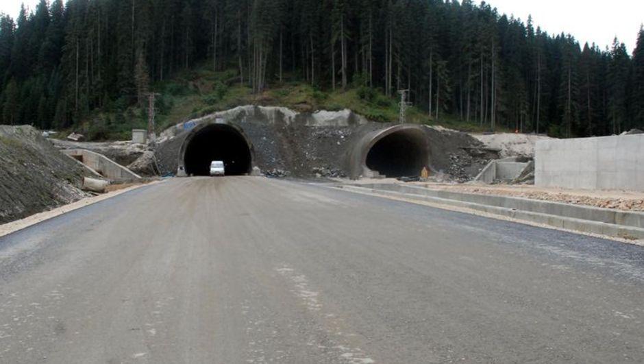 Binali Yıldırım, Ilgaz Tüneli