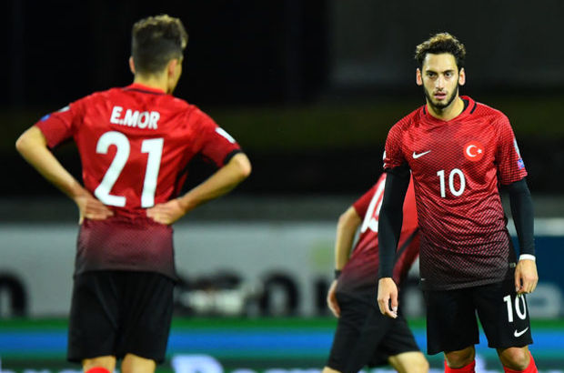 İzlanda: 2 - Türkiye: 0 | MAÇ ÖZETİ