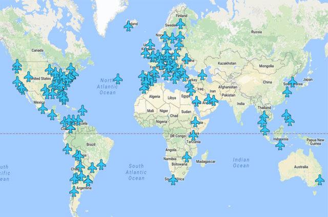 Dünyanın her yerinde bedava WI-FI bulmanın yolları, Bedava wifi noktaları